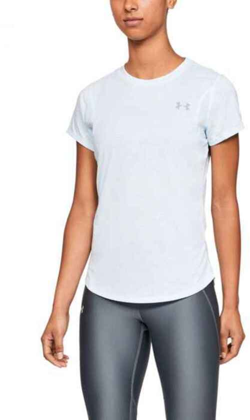 CAMISETA UNDER ARMOUR KNIT MMF MUJER